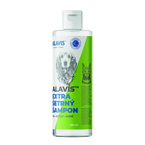 ALAVIS Extra jemný šampon, 250 ml Alavis Extra jemný šampon 250 ml.