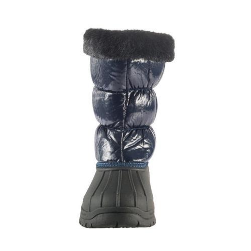Zimní sněhule Horze Sedona - modré, vel. 34 Sněhule zimní Horze Sedona, tmavě modré, vel. 34