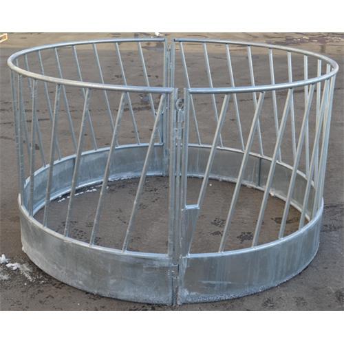 Příkrmiště kruhové pro ovce, pozinkované průměr 180 cm Příkrmiště kruhové pro ovce, pozinkované průměr 180 cm