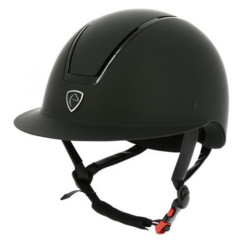 Jezdecká přilba Equi-theme Glint - černá, vel. 58-60 Přilba jezdecká Equith. Glint, černá, 58-60