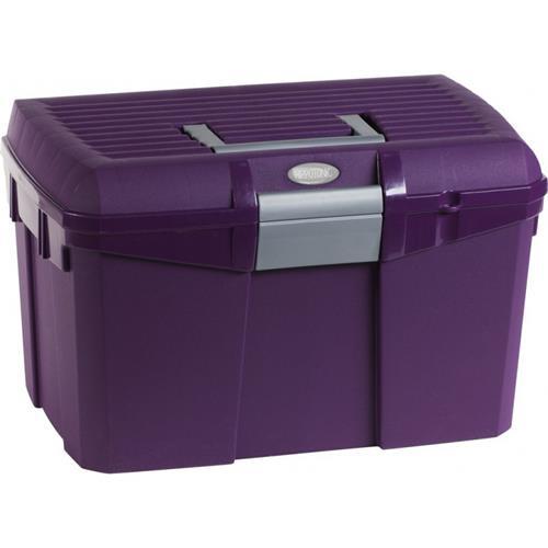 Box na čištění Hippotonic - fialovo-šedý Box na čištění Hippotonic, fialovo-šedý