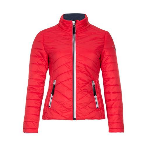 Dámská bunda HV Polo Darcel, červená - Bunda Darcel, vel. L Bunda dámská HV Polo Darcel, červená, vel. L XX