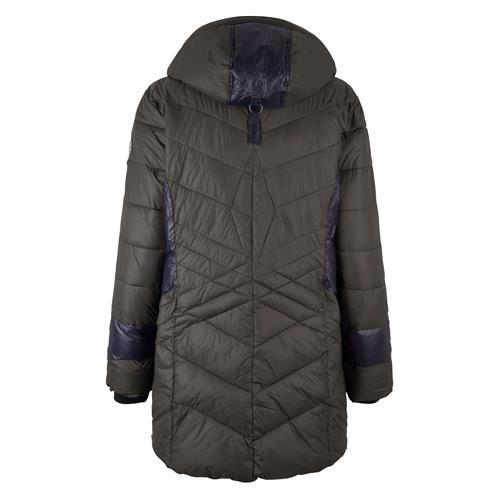 Dámský zimní kabát HV Polo Melville, army - vel. XL Kabát dámský HV Polo Melville, army, vel. XL