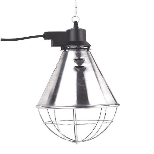 Lampa infra hliníková, kabel 2,5 m Lampa infra hliníková, kabel 2,5 m