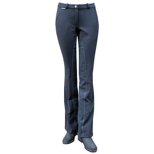 Dámské rajtky pantalony Covalliero, černé - 36 Dámské jezdecké rajtky pantalony, černé, vel. 36