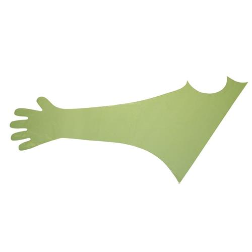 Jednorázové veterinární rukavice VETtop s ochranou ramene Jednorázové veterinární rukavice VETtop s ochranou ramene