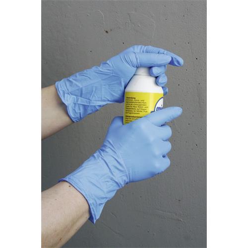 Jednorázové nitrilové rukavice Nitril Screen Perfect, 100 ks - S Jednorázové nitrilové rukavice Nitril Screen Perfect, 100 ks, vel. S