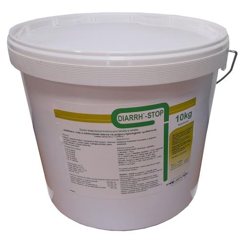 Dietní doplňkové krmivo DIARRH´- STOP pro telata a selata - 10 kg Dietní doplňkové krmivo DIARRH´- STOP pro telata a selata, 10 kg