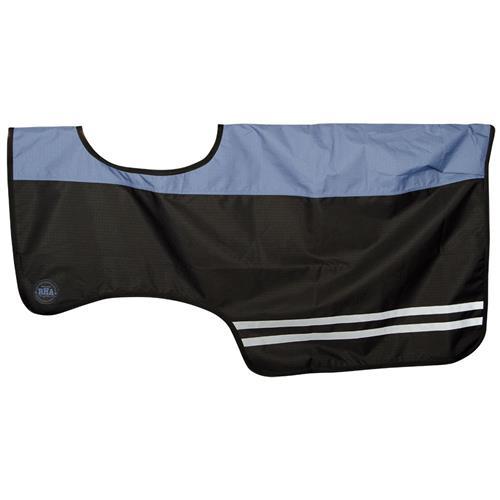 Bederní nepromokavá deka Harrys Horse - modro-černá, vel. M Deka bederní neprom. HH, modro-černá