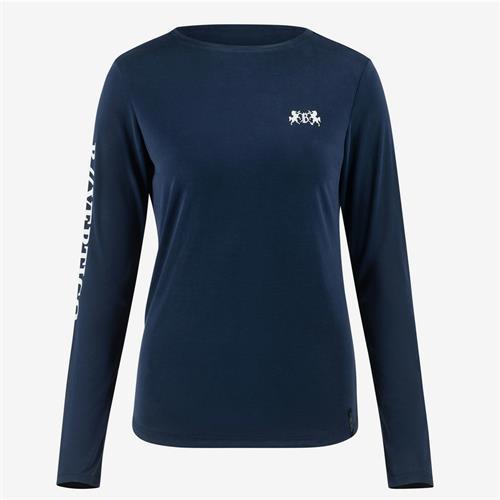 Dámské funkční triko B-Vertigo Danielle, modré - vel. 40 Triko Vertigo Daniele, dl.rukáv, modré, vel. 40