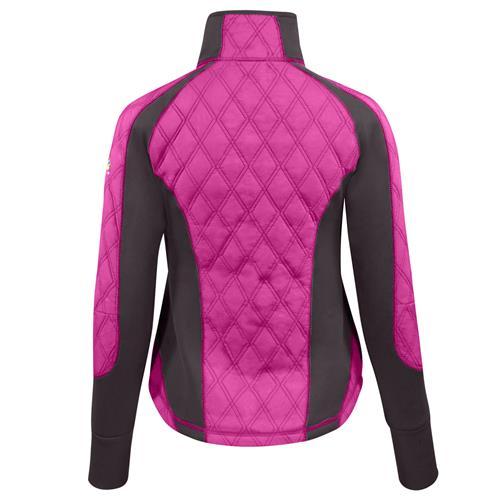 Dámská bunda Horze Zoe - růžovo-fialová, vel. 36 Bunda dámská Horze Zoe, lehká