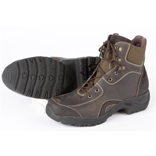 Kožené jezdecké boty USG Verano, hnědé - vel. 40 Boty jezdecké Verano, hnědé, vel. 40