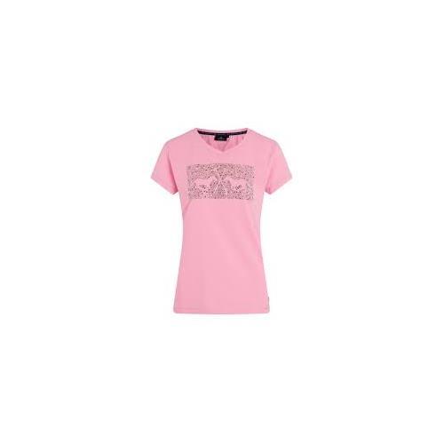 Dámské triko HV Polo Deanne - růžové, vel. S Triko dámské Eurostar Deanne, růžové, vel. S