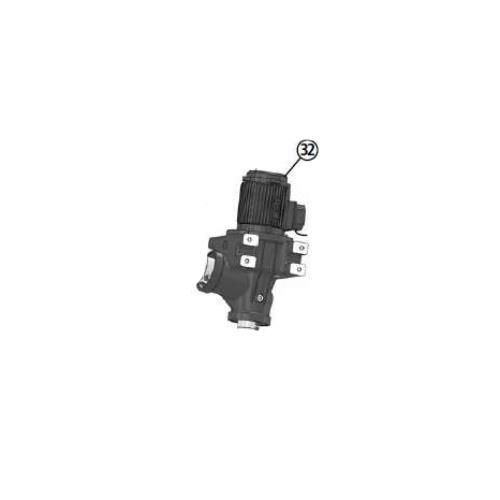 Náhradní motor a převodovka pro HappyCow Duo Náhradní motor a převodovka pro HappyCow Duo