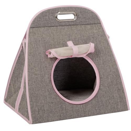 Pelíšek - taška pro kočky 42x30x41 cm Taška pro kočky 42x30x41 cm.