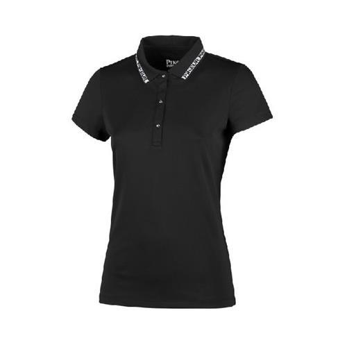 Dámské triko Pikeur Durina, černé - vel. 36 Triko dámské Pikeur Birdy, černé, vel. 36