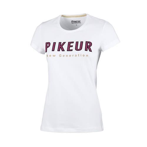 Dámské triko Pikeur Lene - bílé, vel. 40 Triko dámské Pikeur Lene, bílé, vel. 40
