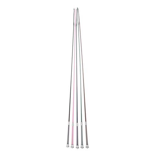 Drezurní bič USG, gelový, mix barev - 120 cm Bič drezurní USG, gelový, mix barev, 120 cm
