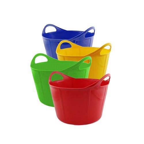 Plastový kbelík Gewa Flexi 17 l - červená Plastový kbelík Gewa Flexi 17 l, červený