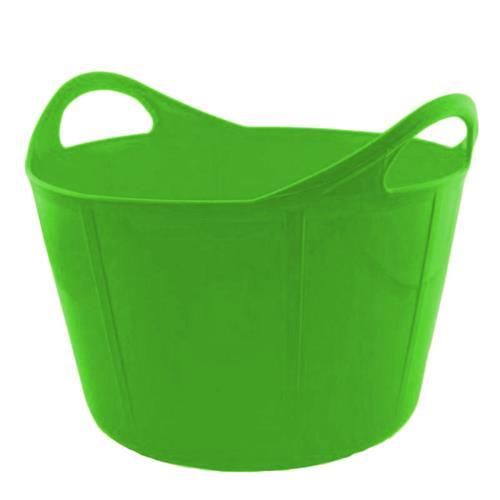 Plastový kbelík Gewa Flexi 17 l - světle zelená Plastový kbelík Gewa Flexi 17 l, světle zelený