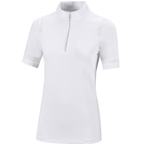 Dámské závodní triko Pikeur Honey, bílé - bílé, vel. 42 Triko dámské závodní Pikeur Honey, bílé, vel. 42