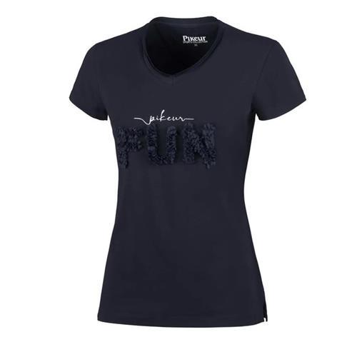 Dámské triko Pikeur Afral - tmavě modré, vel. 40 Triko dámské Pikeur Afral, tm. modré, vel. 40