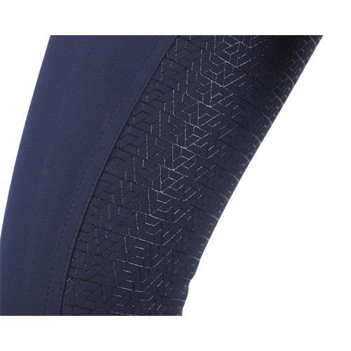 Dámské rajtky QHP Jacklyn, tmavě modré - vel. 44 Rajtky dámské QHP Jacklyn, tm. modré