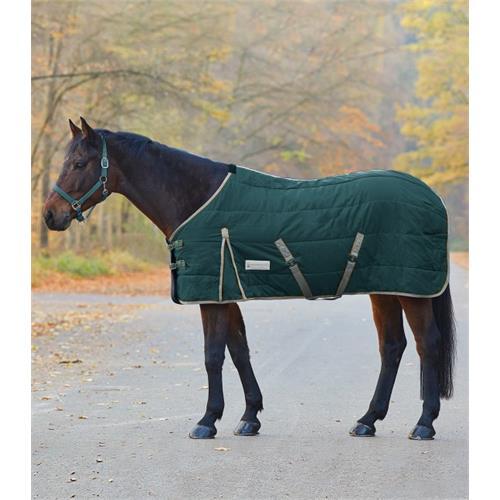 Stájová deka Elt, 100 g, zelená - 135 cm Deka stájová Wald., zelená, 100 gr., 135 cm