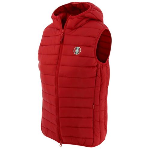 Dětská vesta Equi-Theme, modrá / červená - červená, 10 let Vesta dětská Equi-Theme, červená, 10 let