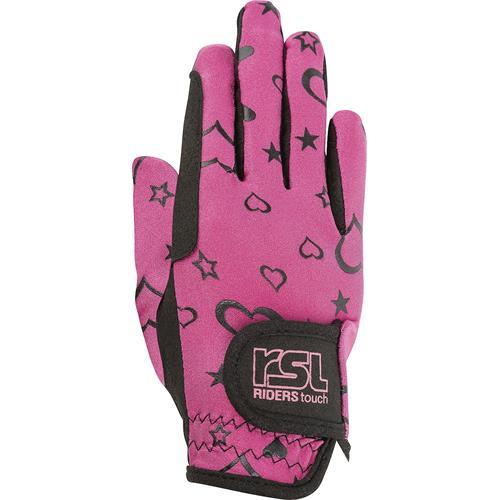 Dětské rukavice USG Venice - růžové, vel. XXS Rukavice dětské USG Venice, růžové