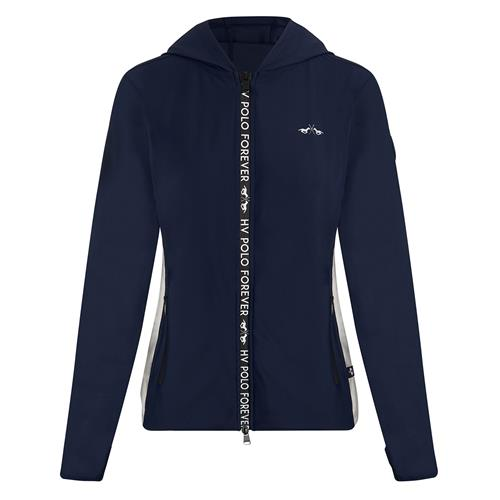 Dámská mikina HV Polo Mersey, modrá - vel. M Mikina dámská  HV Polo Mersey, modrá, vel. M