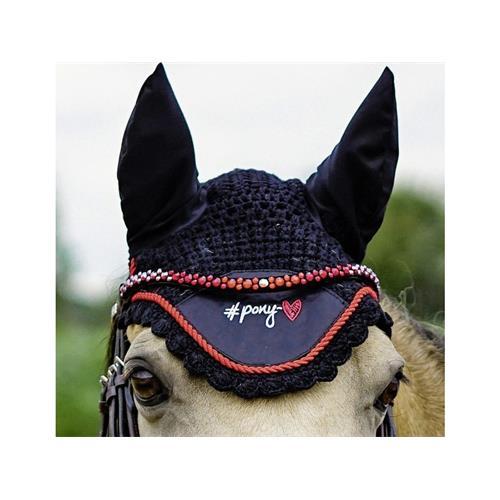 Čabraka USG černo-červená Ponylove, Pony Čabraka USG černo-červená Ponylove, Pony