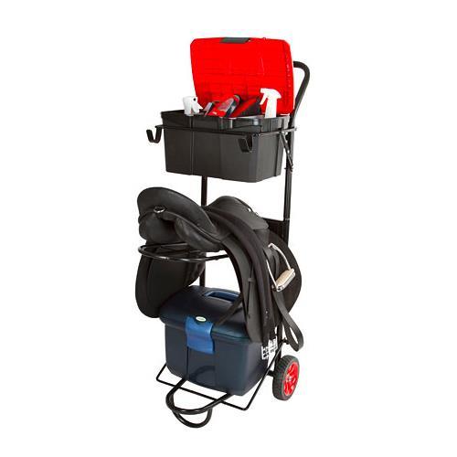 Vozík na sedla a jezdecké vybavení Kerbl Vozík na sedla a jezdecké vybavení Kerbl