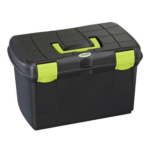 Box na čištění Arrezzo, černo-zelený Box na čištění Arrezzo, černo-zelený