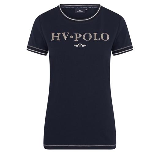 Dámské triko HV Polo Internationale, modré - vel. XL Triko dámské HV Polo International, modré, vel. XL