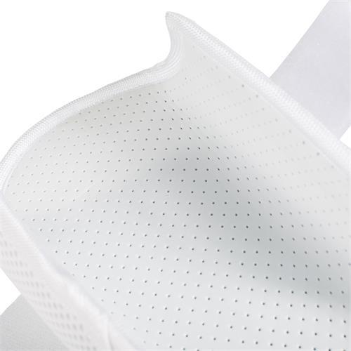 Drezurní kamaše Horze Impact, bílé / černé, pár - bílé, vel. L Kamaše drezurní Horze Impact, bílé