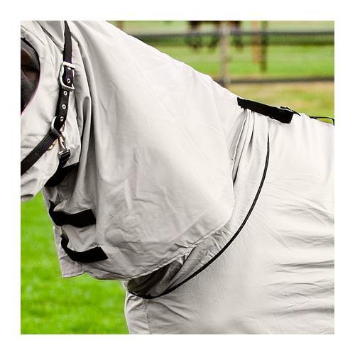 Ochranná ekzemová deka Horze, béžová - 125 cm Deka ochranná ekzem, Horze, šedá