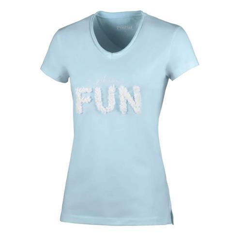 Dámské triko Pikeur Afral - světle modré, vel. 38 Triko dámské Pikeur Afral, sv. modré, vel. 38