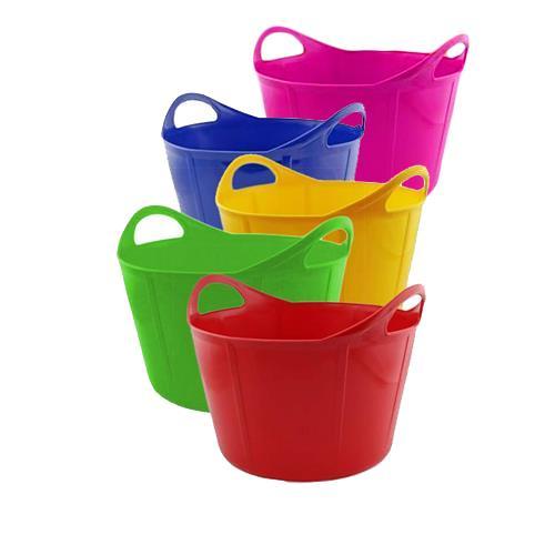 Plastový kbelík Gewa Flexi 17 l - růžová Plastový kbelík Gewa Flexi 17 l, růžový