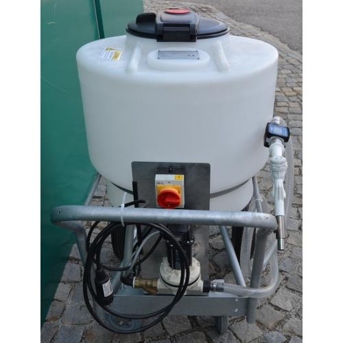 Vozík na mléko pro telata JFC, 170 l, s mixérem a čerpadlem Vozík na mléko pro telata JFC, 170 l, s mixérem a čerpadlem
