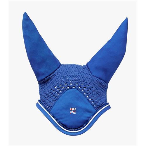 Čabraka na uši Premier Equine - královská modrá, XFull Čabraka Premier Equine, král. modrá, XFull