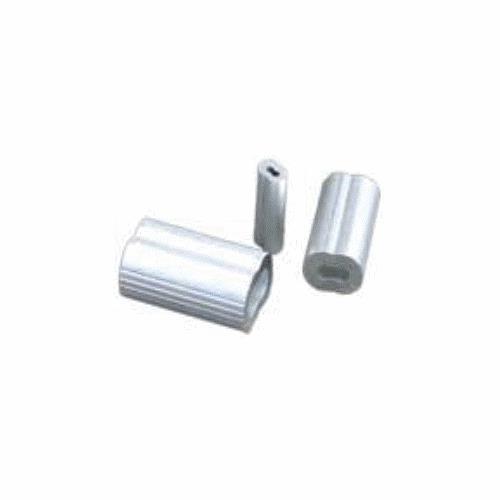 Spojka na ocelová lanka pro elektrické ohradníky - 2 mm, 30 ks Spojka na ocelová lanka pro elektrické ohradníky 30ks, 2 mm