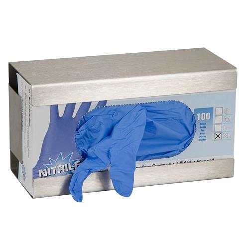 Držák jednorázových rukavic, nerez Držák jednorázových rukavic, nerez