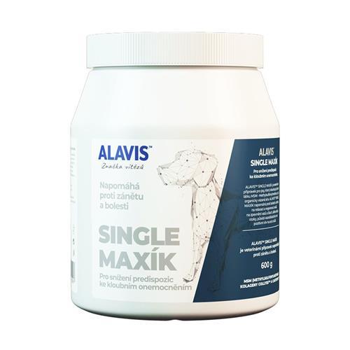 Alavis Single Maxík, 600 g Alavis Single Maxík 600g - nový obal.