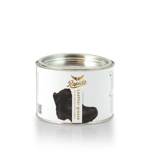 Krém na kožené výrobky Rapide, černý, 500 ml Krém na kožené výrobky Rapide, černý, 500 ml