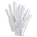 Jezdecké rukavice ELT Nika, bílé