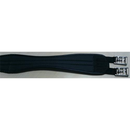 Nylonový podbřišník Horze, černý - 80 cm Nylonový podbřišník Horze, černý