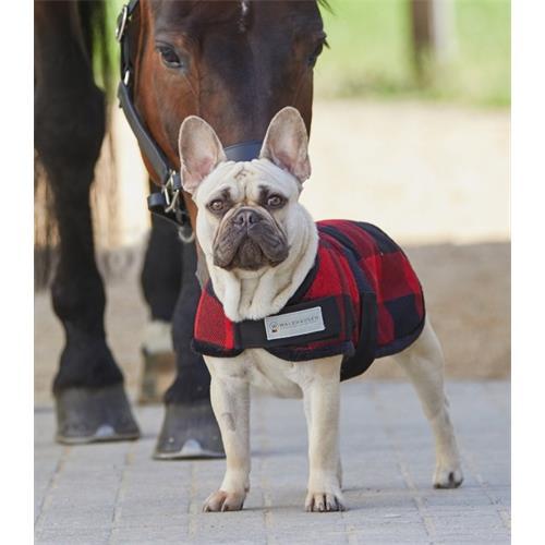 Deka pro psy Lumberjack fleece, kostka - 55 cm Deka pro psy Lumberjack fleece, 55 cm