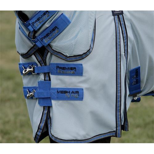 Letní deka Premier Equine Combo Mesh Air - vel. 100 cm Deka letní Premier Combo mesh air, vel. 100 cm