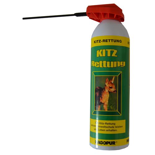 Ochrana srnčat pro pachový ohradník HAGOPUR Kitz – Rettung 500 ml Ochrana srnčat pro pachový ohradník HAGOPUR Kitz – Rettung 500 ml